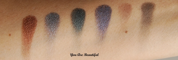 Sleek Storm Bottom Row Swatches