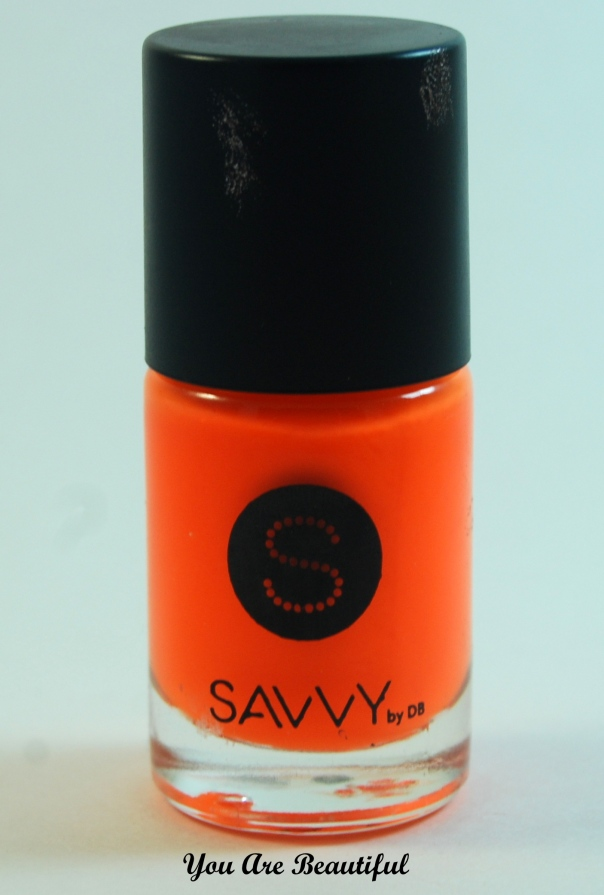 Savvy Neon Orange