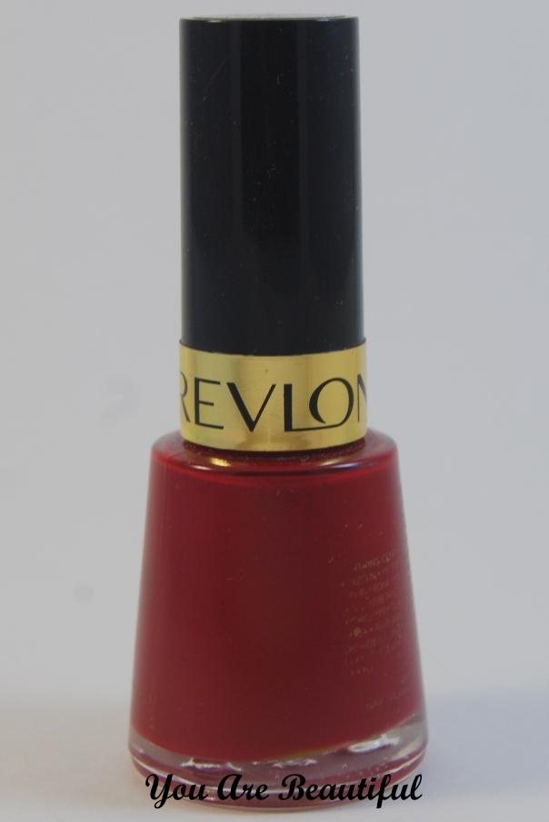 Revlon Raven Red