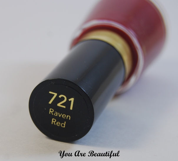 Revlon Raven Red Name