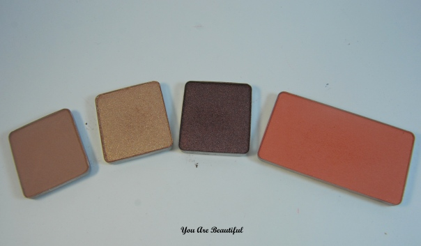 Inglot Eyeshadow Blush