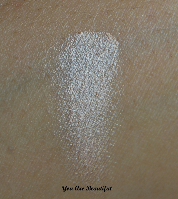 Maybelline Color Tattoo Barely Braned Swatch